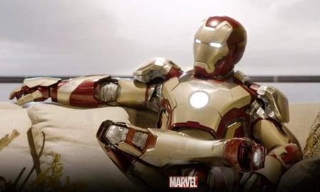 'Iron Man 3', El hombre de hierro renace