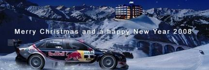 Felicitación navideña de Motorpasión