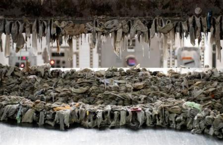 """La mayor amenaza bajo el suelo de Nueva York es la """"toallita"""" húmeda"""