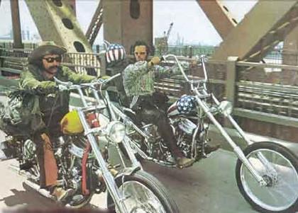 Harley Davidson Panhead Easy Rider