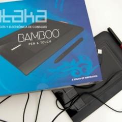 Foto 2 de 8 de la galería wacom-bamboo-touch-pen-prueba en Xataka