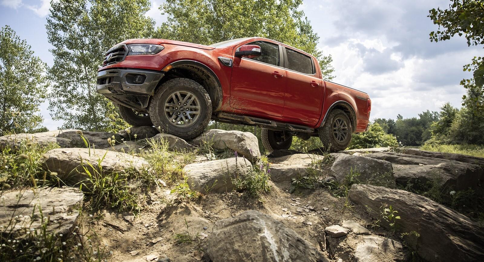 Foto de Ford Ranger Tremor Off-Road (15/28)