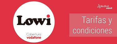 Tarifas de Lowi fibra, móvil y combinados: Todas las ofertas