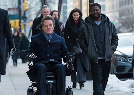 Tráiler de 'The Upside', el remake de 'Intocable' con Bryan Cranston y Kevin Hart