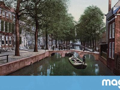 La vida en los Países Bajos de finales del siglo XIX, en 27 preciosas fotografías a todo color