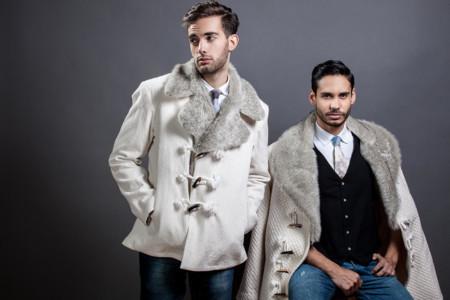 René Orozco captura la esencia elegante del hombre en su campaña de invierno 2015