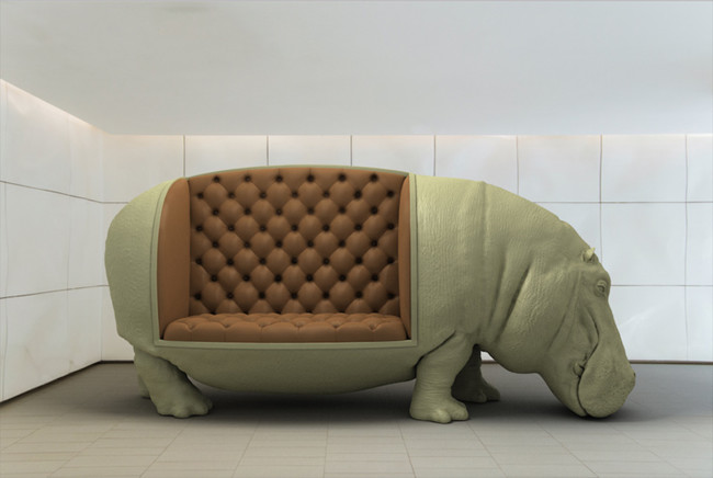 Sillones Animales 5