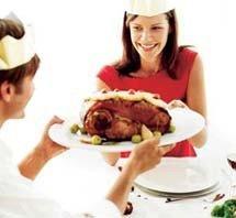 No te pases con la comida estas Navidades