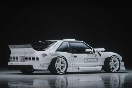 Mustang Hoonifox Ken Block 6