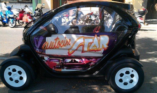 Ventanillas para el Renault Twizy