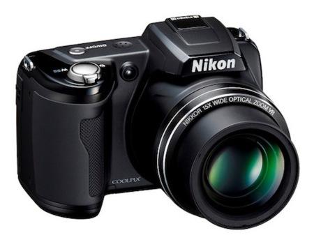 Nikon L110 encabeza las novedades de la marca en compactas