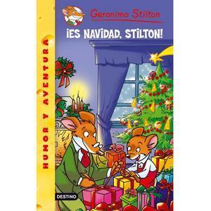 """""""¡Es Navidad, Stilton!"""", un libro infantil para estas fechas"""