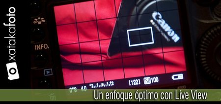 Un enfoque óptimo con Live View: Truco Express