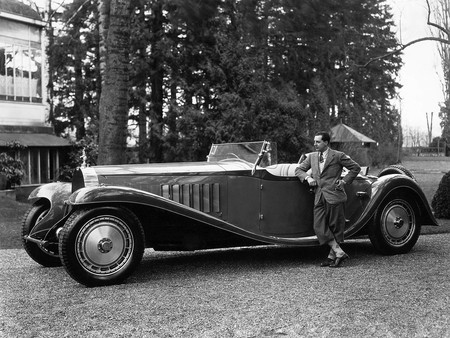 Bugatti Type 41 Royale Esders Roadster