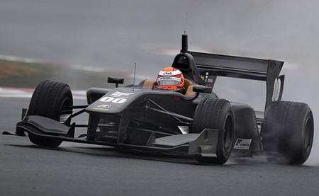 Las pruebas de la Super Fórmula llegan a su fin entre el mal tiempo