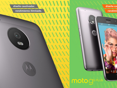 Moto G5, Moto G5 plus y Lenovo Phab 2 Plus, novedades en mayo con Movistar y todos sus precios