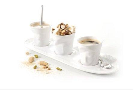 Original bandeja para cafés