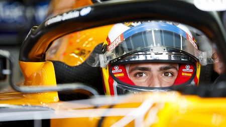 Sainz Spa F1 2019
