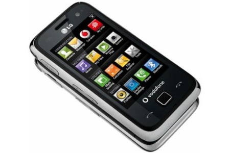 LG GM750, otro Windows Phone