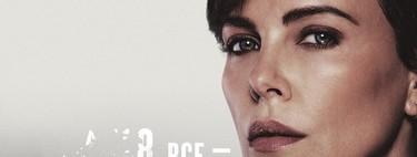 'La vieja guardia': Charlize Theron destaca en esta película de superhéroes de Netflix que promete más de lo que da