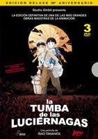 'La tumba de las luciérnagas', de Isao Takahata