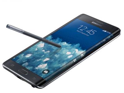 El Samsung Galaxy Note Edge recibe por fin su ración de Marshmallow
