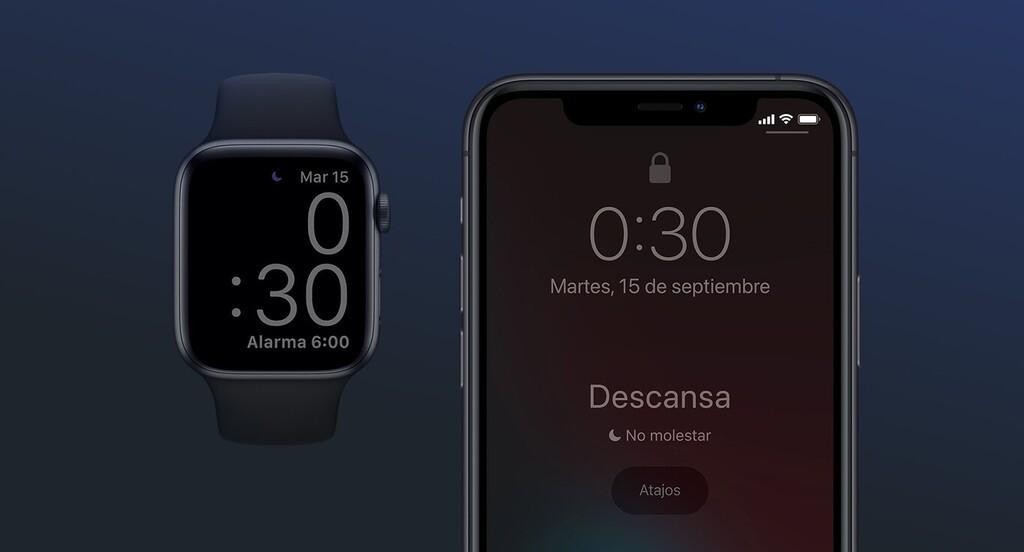 Todo lo que necesitas saber sobre dormir bien y monitorizar el sueño con la nueva app Dormir de watchOS 7