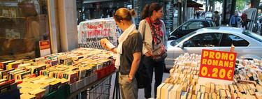 Aux armas! La guerra de los libreros franceses contra el premio a una novela vendida por Amazon