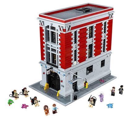 Lego Cazafantasmas