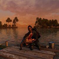Cómo desbloquear al acompañante cocodrilo Guapo en Far Cry 6