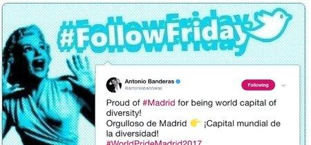 #FollowFriday de Poprosa: de vacaciones en el mar y famosos orgullosos