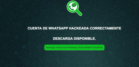 Por qué Hackingtor no sirve para espiar WhatsApp ajenos y por qué no es una buena idea usarlo