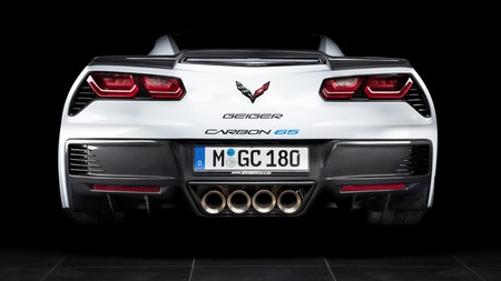 Chevrolet Corvette Z06 Geiger Carbon 65 Edition