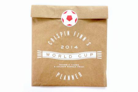 ¿Preparado para el mundial de fútbol? Yo tampoco, pero Crispin Finn nos puede ayudar