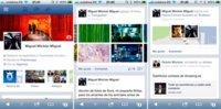 Facebook lanza Timeline para iPhone a través de aplicación web