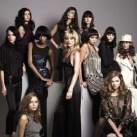 Kate Moss presenta sus diseños de Topshop para estas navidades