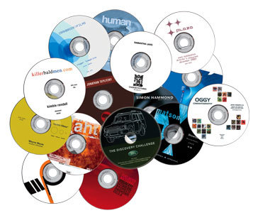 Canon digital CDs