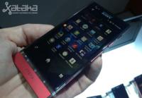 Sony Xperia P. Toma de contacto