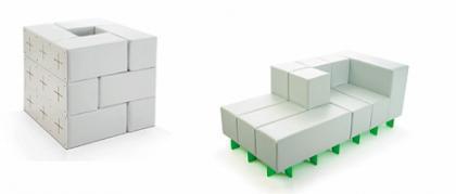 Oi, sofá modular