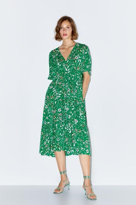 Zara Estampado Floral 08