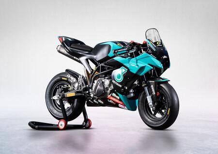 Petronas SRT Ohvale MiniGP: puedes tener la moto de Rossi en versión mini con esta serie limitada a 46 unidades por 9.600 euros