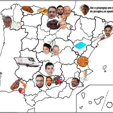 Prototype tiene la solución para la unión de España: ninguna provincia sin su LOL
