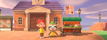 Conoce a los vendedores ambulantes de Animal Crossing: New Horizons, no te pierdas sus visitas