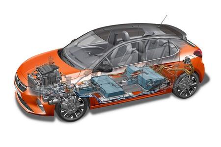 Opel Corsa E Motor