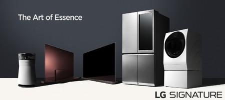 LG apuesta por la Inteligencia Artificial para los productos que lance bajo la nueva marca LG ThinQ