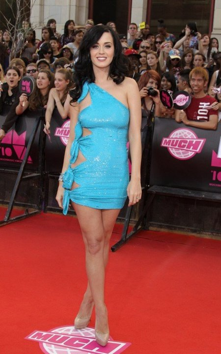MuchMusic Video Awards 2010: Katy Perry