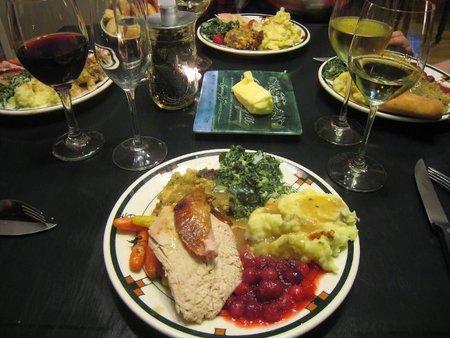 La dieta previa a la Navidad