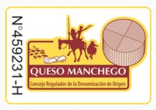 Distintivo Do Manchego