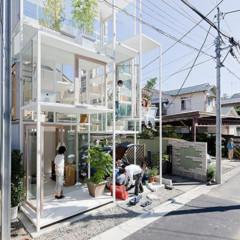 Foto 8 de 14 de la galería casas-poco-convencionales-una-casa-completamente-transparente en Decoesfera