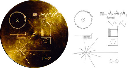 Disc 01,These are the images that hides the audio that we have sent to the aliens to make us known,space,space news